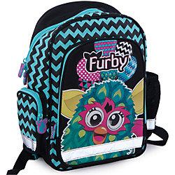 """Школьный рюкзак """"Furby"""" с эргономической EVA-спинкой"""