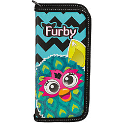 "Жесткий пенал ""Furby"