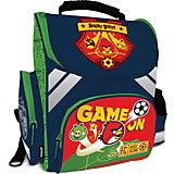 Школьный ранец  Angry Birds с эргономической спинкой