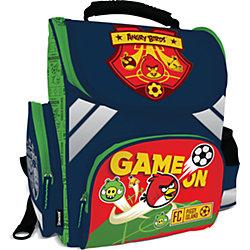 """Школьный ранец """"Angry Birds"""" с эргономической спинкой"""