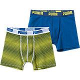 PUMA BODYWEAR Kinder Boxershorts Doppelpack