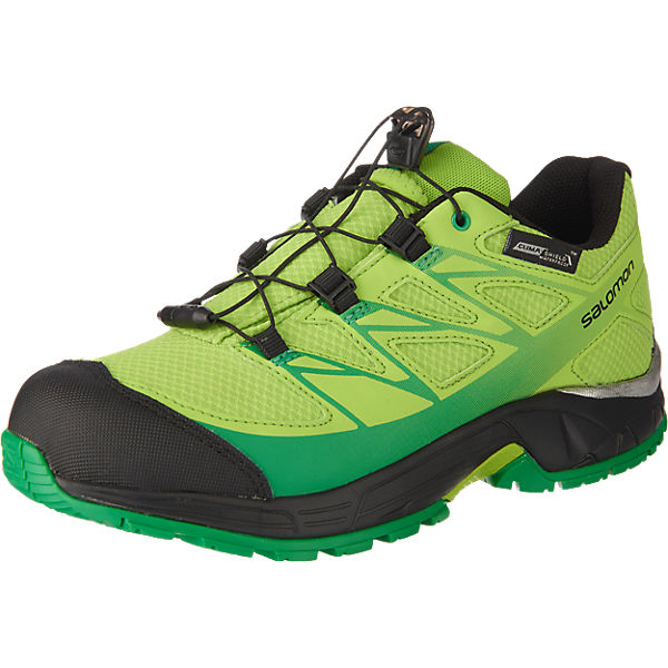 SALOMON Kinder Outdoorschuhe WINGS CSWP