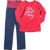 SANETTA Schlafanzug für Mädchen