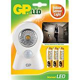 Indoor LED Lampe mit Sensor