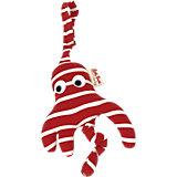 Kindersitzanhänger Octopussi rot 17 cm