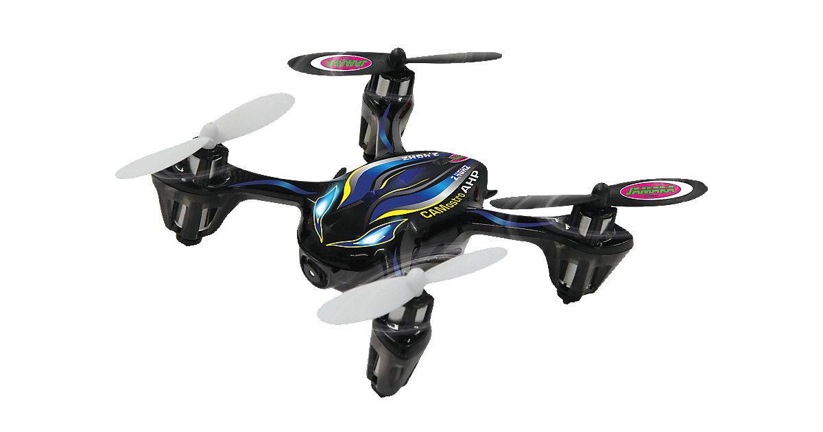 Jamara RC Quadrocopter Camostro mit Kamera
