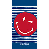 Strand- / Badetuch Smiley Sailor, 75 x 150 cm
