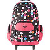 ROXY Rucksack Trolley FREE SPIRIT für Mädchen