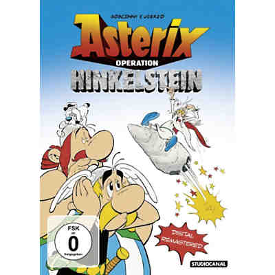 DVD Asterix - Operation Hinkelstein