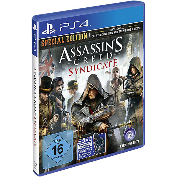 PS4 Assassin's Creed Syndicate (Special Edition)