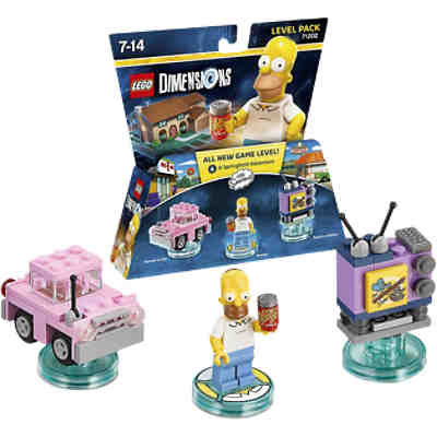 LEGO Dimensions Level Pack - Simpson