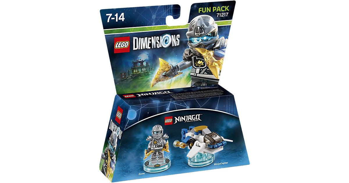 Dimensions Fun Pack - Zane (LEGO Ninjago)