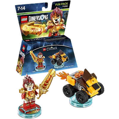 LEGO Dimensions Fun Pack - Laval (LEGO Chima)