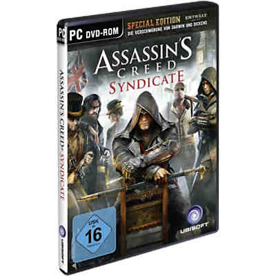 PC Assassin's Creed Syndicate (Special Edition)