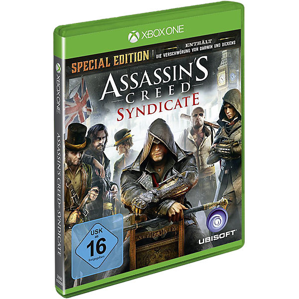 XBOXONE Assassin's Creed Syndicate (Special Edition)