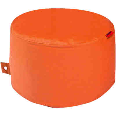 Outdoor-Sitzsack Rock, Plus, orange