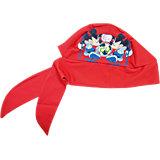 "Красная бандана для мальчика ""Микки Маус"" 56 см"
