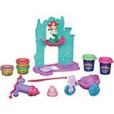 """Игровой Набор """"Замок и Карета Ариэль"""", Play-Doh"""