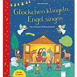 Glöckchen klingeln, Engel singen, mit Audio-CD