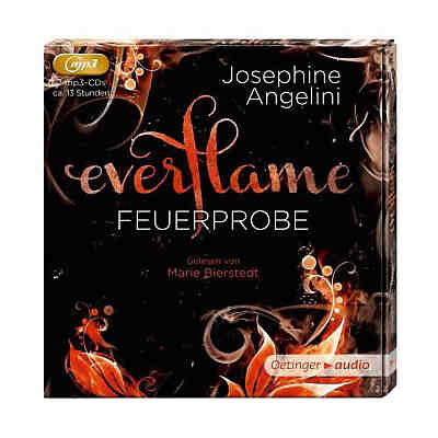 Everflame: Feuerprobe, 2 MP3-CDs