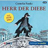 Herr der Diebe - Das Hörspiel, 2 Audio-CDs