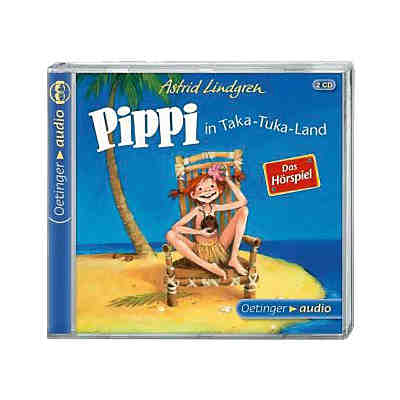 Pippi in Taka-Tuka-Land, 2 Audio-CDs