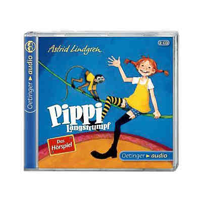 Pippi Langstrumpf, 2 Audio-CDs