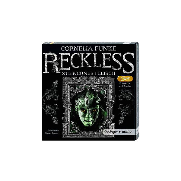 Reckless: Steinernes Fleisch, 2 MP3-CDs