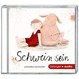 Schwein sein und andere Geschichten, Audio-CD