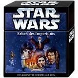 Star Wars Box 1: Erben des Imperiums, 4 Audio-CDs