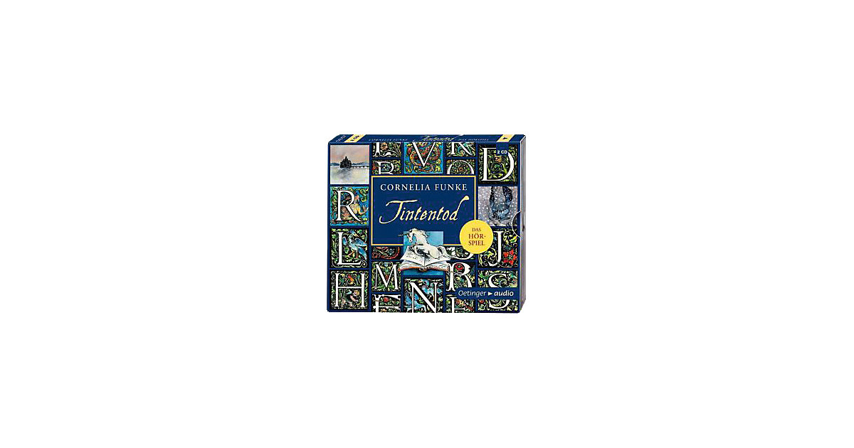 Tintentod: Das Hörspiel, 2 Audio-CDs