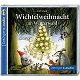 Wichtelweihnacht im Winterwald, Audio-CD