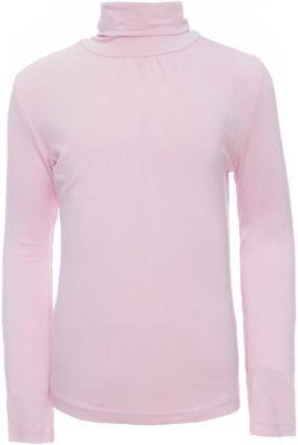 Водолазка для девочки Button Blue - розовый