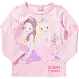MY STYLE PRINCESS Langarmshirt für Mädchen