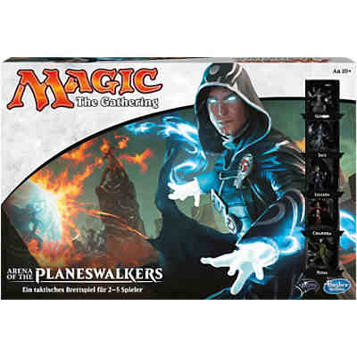 Magic: The Gathering- Arena of the Planeswalkers Das Brettspiel