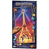 Schipper Malen nach Zahlen Der Eiffelturm bei Nacht