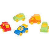 Baby Cars, 5er Set  (Fahrzeuge für Parkgaragen)