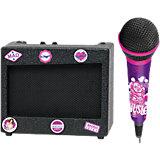 Mini-Verstärker mit Mikrofon Violetta
