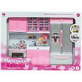 """Игровой набор """"Кухня для кукол"""", со светом и звуком"""