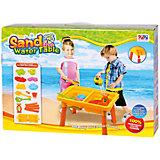 """Стол для игр с песком и водой """"Водяные приключения"""", Hualian Toys"""