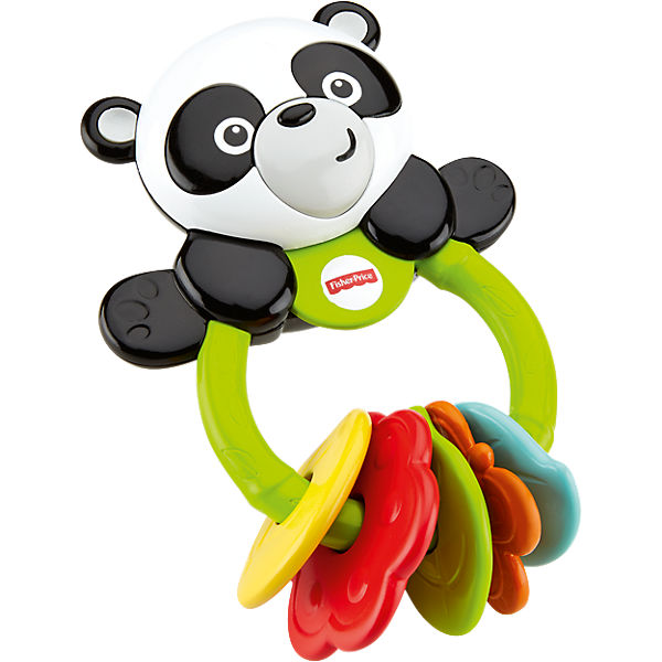 Fisher-Price - Klickklack-Panda