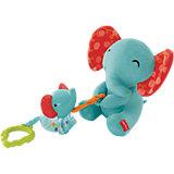 Fisher-Price - Aufziehspaß Elefanten