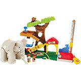 Little People - Maxi-Tierwelt Zoo
