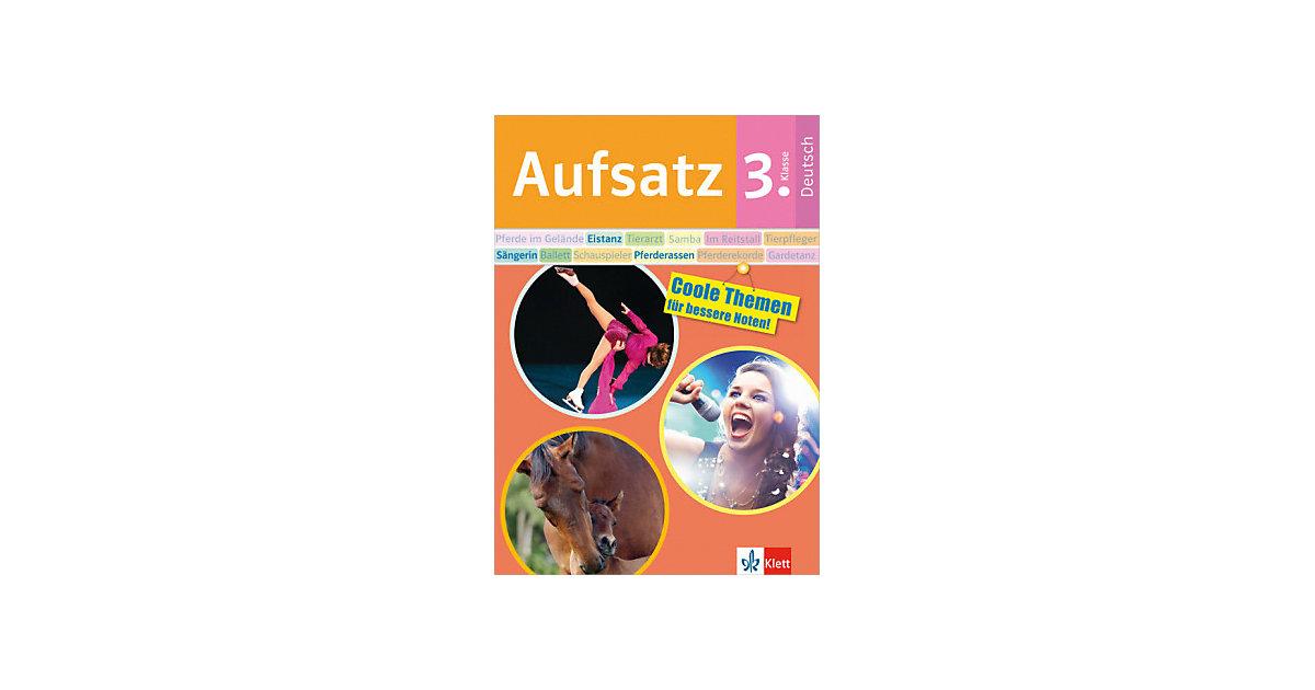 Buch - Aufsatz 3. Klasse Deutsch