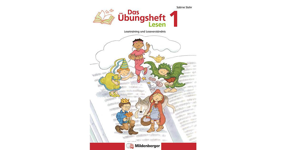 Buch - Das Übungsheft Lesen: Stehr, Sabine: Klasse 1