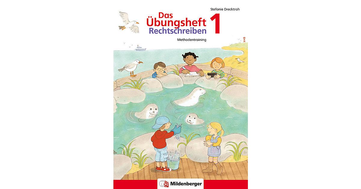 Buch - Das Übungsheft Rechtschreiben: Drecktrah, Stefanie: Klasse 1