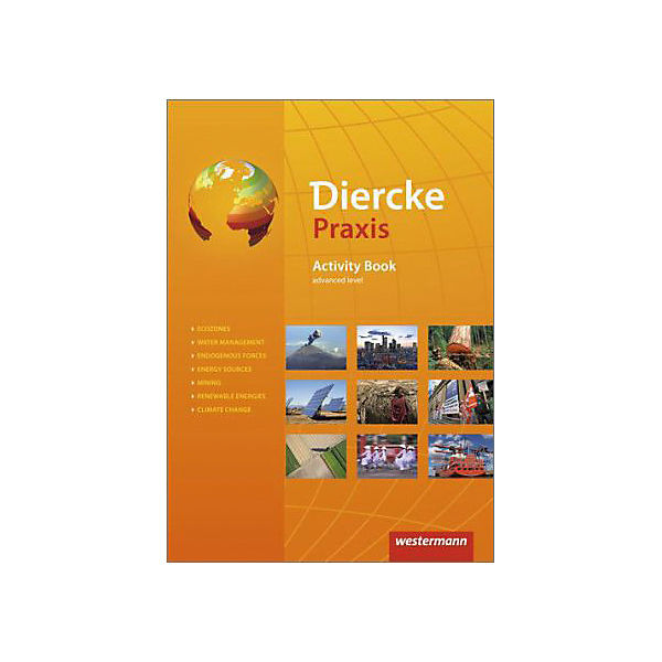 Diercke Praxis SII: Workbook / Textbook