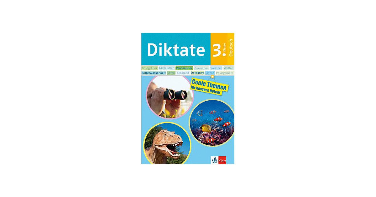 Buch - Diktate 3. Klasse Deutsch
