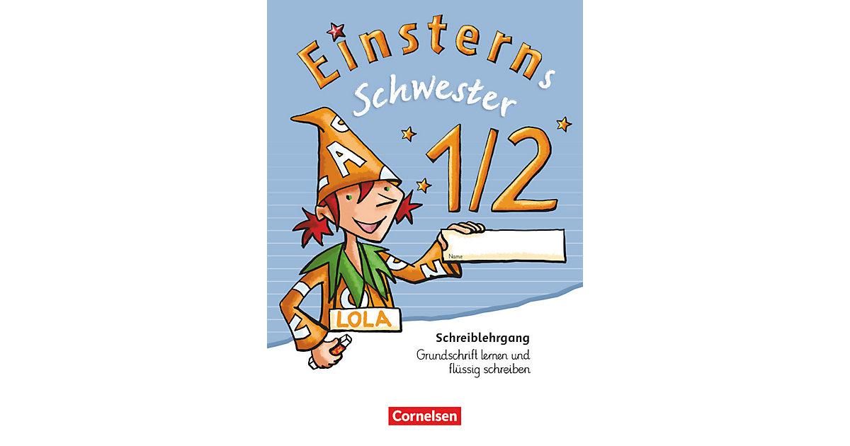Buch - Einsterns Schwester, Erstlesen - Zu allen Ausgaben 2014/2015: 1./2. Schuljahr, Schreiblehrgang Grundschrift lernen und flüssig