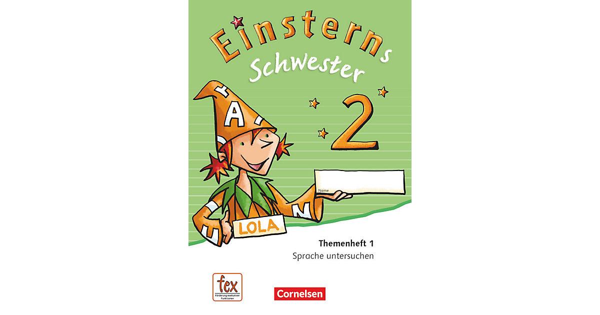Buch - Einsterns Schwester, Sprache und Lesen, Neubearbeitung (2015): 2. Schuljahr, Themenheft 1 (Verbrauchsmaterial)